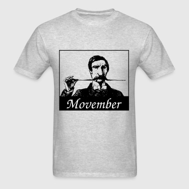 Movember - Men's T-Shirt