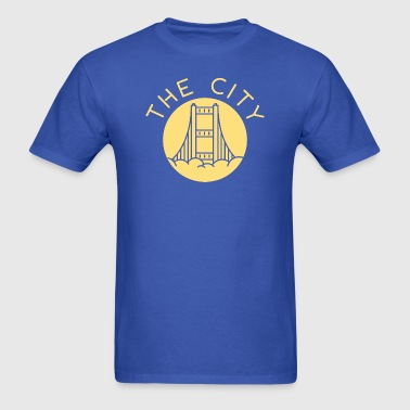 Golden State Legacy Tee - Men's T-Shirt