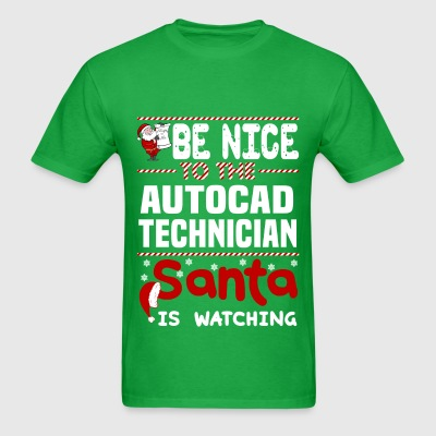 Autocad Technician - Men's T-Shirt