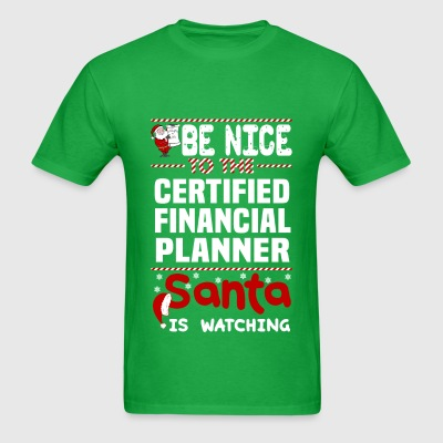 Certified Financial Planner - Men's T-Shirt