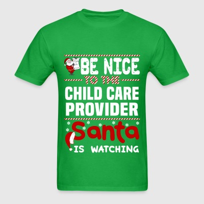 Child Care Provider - Men's T-Shirt