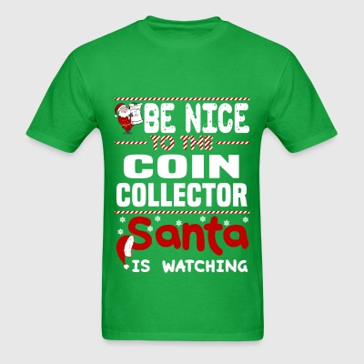 Coin Collector - Men's T-Shirt