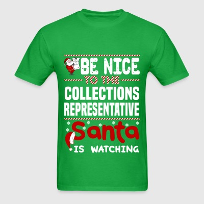 Collections Representative - Men's T-Shirt