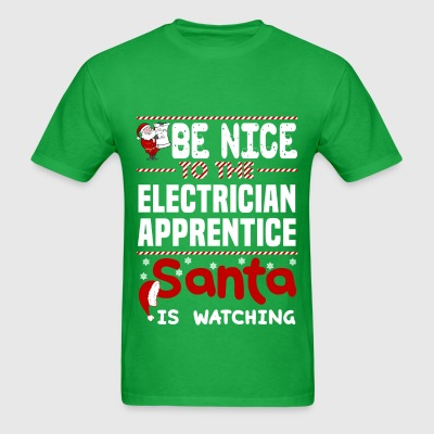 Electrician Apprentice - Men's T-Shirt