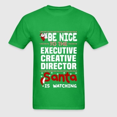 Executive Creative Director - Men's T-Shirt