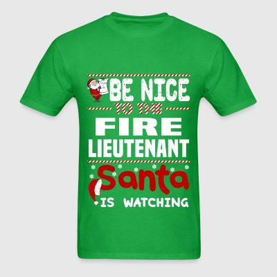 Fire Lieutenant - Men's T-Shirt