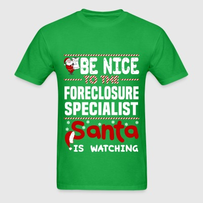 Foreclosure Specialist - Men's T-Shirt