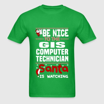 GIS Computer Technician - Men's T-Shirt
