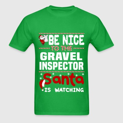 Gravel Inspector - Men's T-Shirt