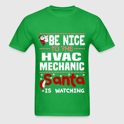 HVAC Mechanic - Men's T-Shirt