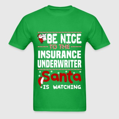Insurance Underwriter - Men's T-Shirt