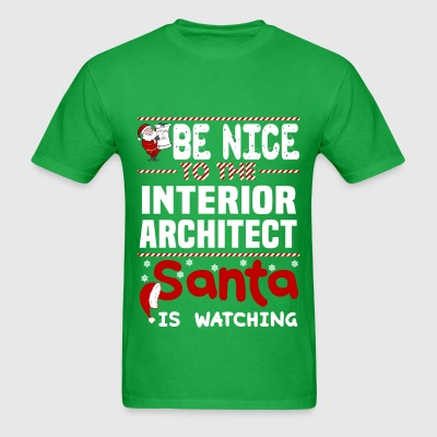 Interior Architect - Men's T-Shirt