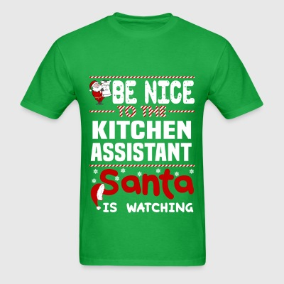 Kitchen Assistant T-Shirts - Men's T-Shirt