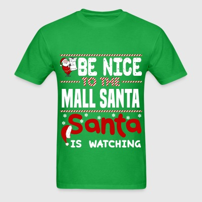 Mall Santa - Men's T-Shirt