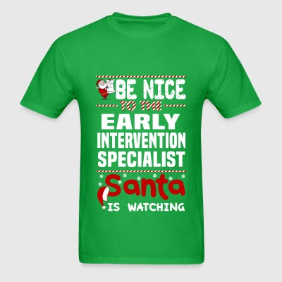 Early Intervention Specialist - Men's T-Shirt