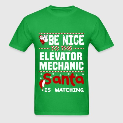 Elevator Mechanic - Men's T-Shirt