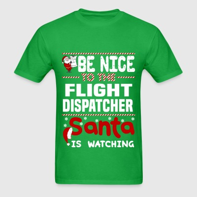 Flight Dispatcher - Men's T-Shirt