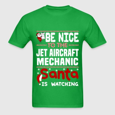 Jet Aircraft Mechanic - Men's T-Shirt