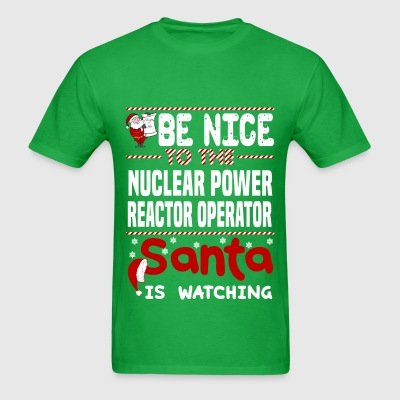 Nuclear Power Reactor Operator - Men's T-Shirt