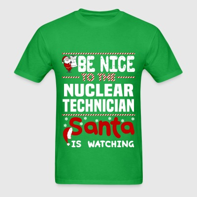 Nuclear Technician - Men's T-Shirt