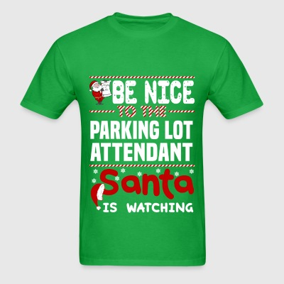 Parking Lot Attendant - Men's T-Shirt