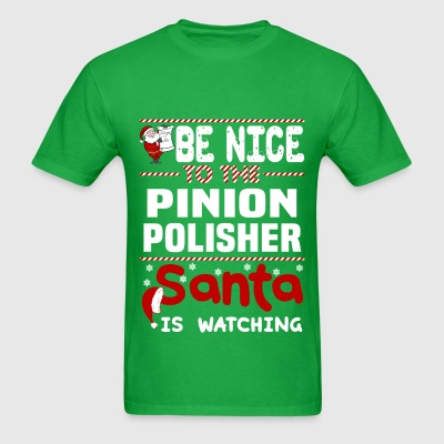 Pinion Polisher - Men's T-Shirt