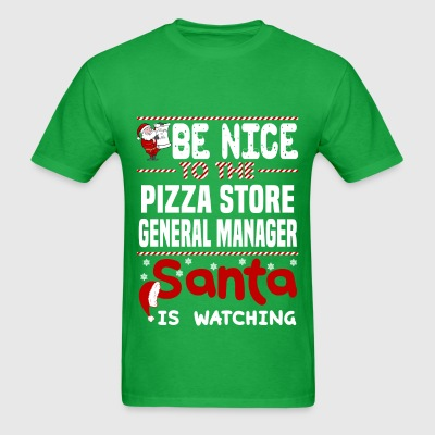Pizza Store General Manager - Men's T-Shirt