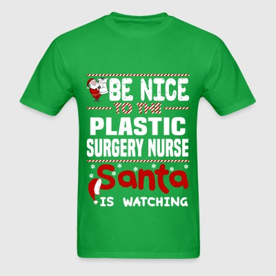 Plastic Surgery Nurse - Men's T-Shirt