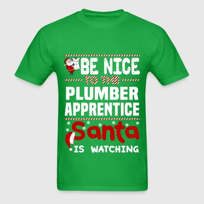 Plumber Apprentice - Men's T-Shirt