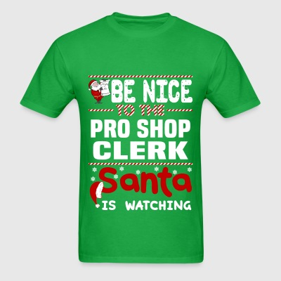 Pro Shop Clerk - Men's T-Shirt