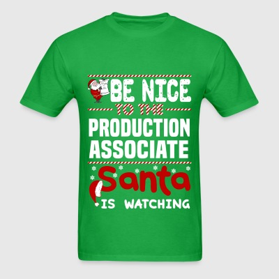 Production Associate - Men's T-Shirt