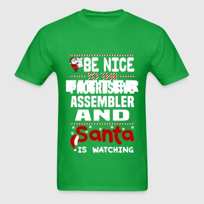 Progressive Assembler And Fitter - Men's T-Shirt