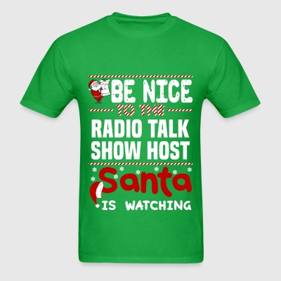 Radio Talk Show Host - Men's T-Shirt