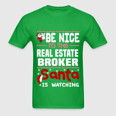 Real Estate Broker - Men's T-Shirt
