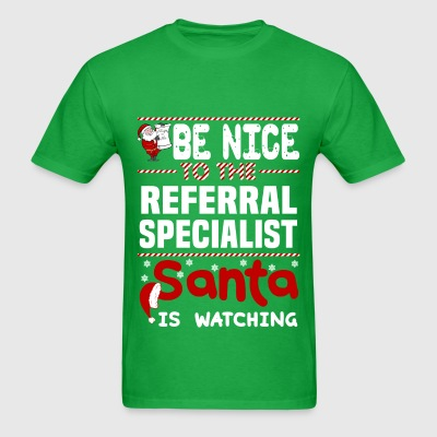Referral Specialist - Men's T-Shirt