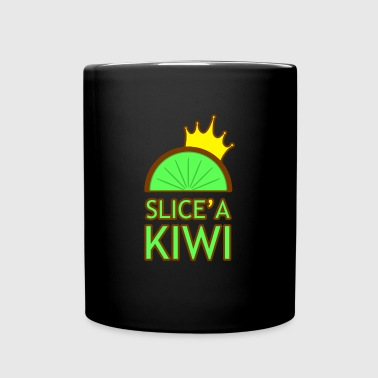 Slice' A KIWI Mug - Full Color Mug