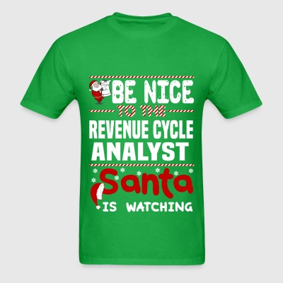 Revenue Cycle Analyst - Men's T-Shirt