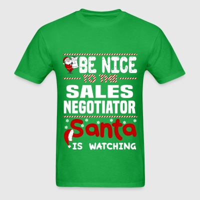 Sales Negotiator - Men's T-Shirt