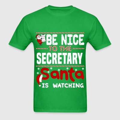 Secretary - Men's T-Shirt
