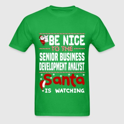 Senior Business Development Analyst - Men's T-Shirt