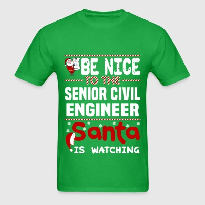 Senior Civil Engineer - Men's T-Shirt