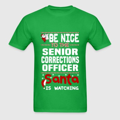 Senior Corrections Officer - Men's T-Shirt