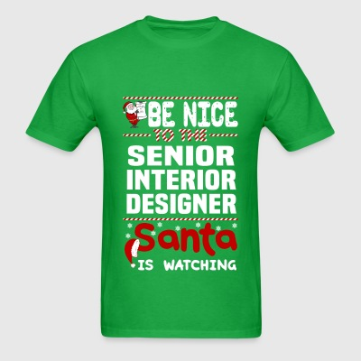 Senior Interior Designer - Men's T-Shirt