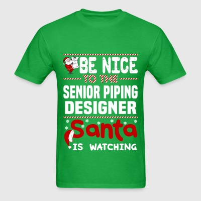 Senior Piping Designer - Men's T-Shirt