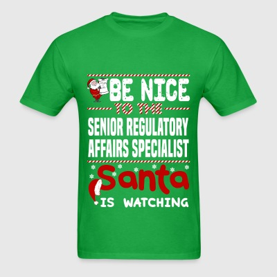 Senior Regulatory Affairs Specialist - Men's T-Shirt