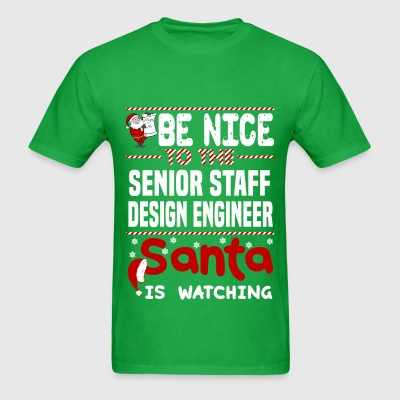 Senior Staff Design Engineer - Men's T-Shirt