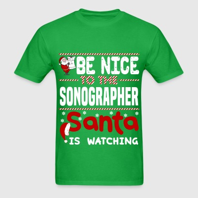 Sonographer - Men's T-Shirt