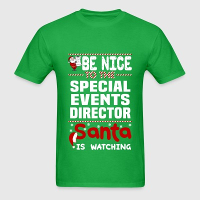 Special Events Director - Men's T-Shirt