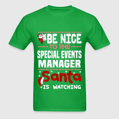 Special Events Manager - Men's T-Shirt