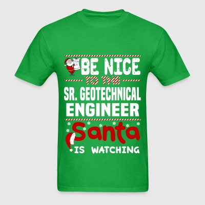 Sr. Geotechnical Engineer - Men's T-Shirt